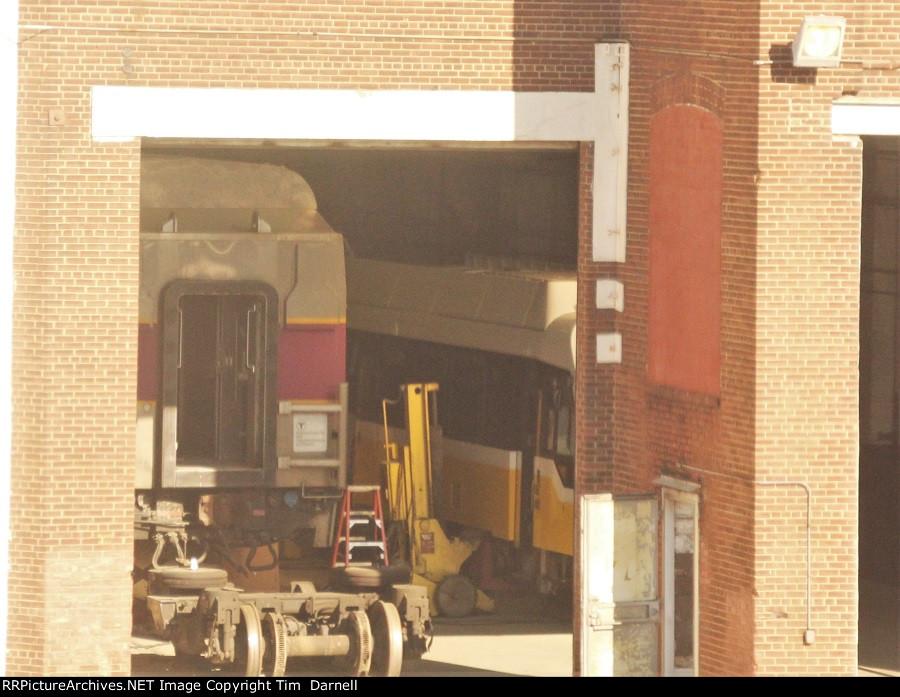 MBTA & LRV inside